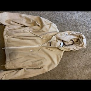 Suede jacket by Vince